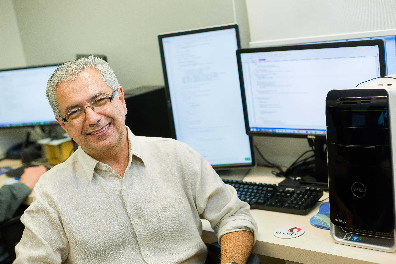 José Henrique da Silva, diretor da Bludata. Imagem: Daniel Zimmermann