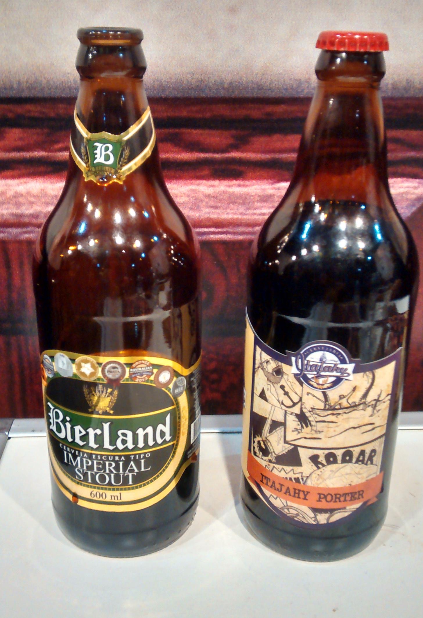 Itajahy Porter e Bierland Imperial Stout figuram no top 10 do 9º Italian Beer Festival