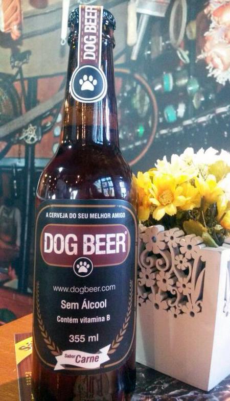 Cerveja para pets é a novidade da Cervejaria Bier Vila