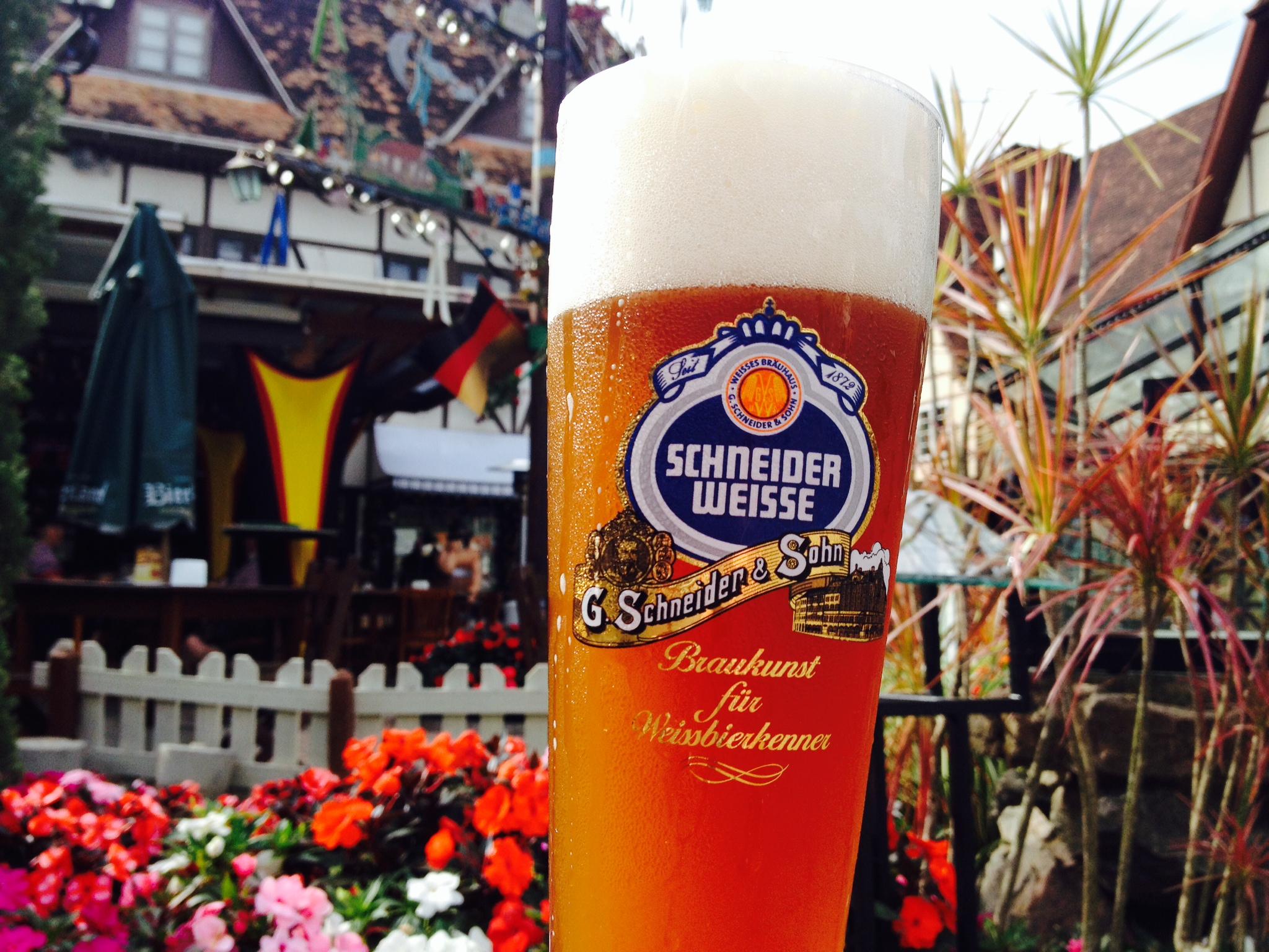 Bier Vila terá 12 marcas de chope na Oktoberfest