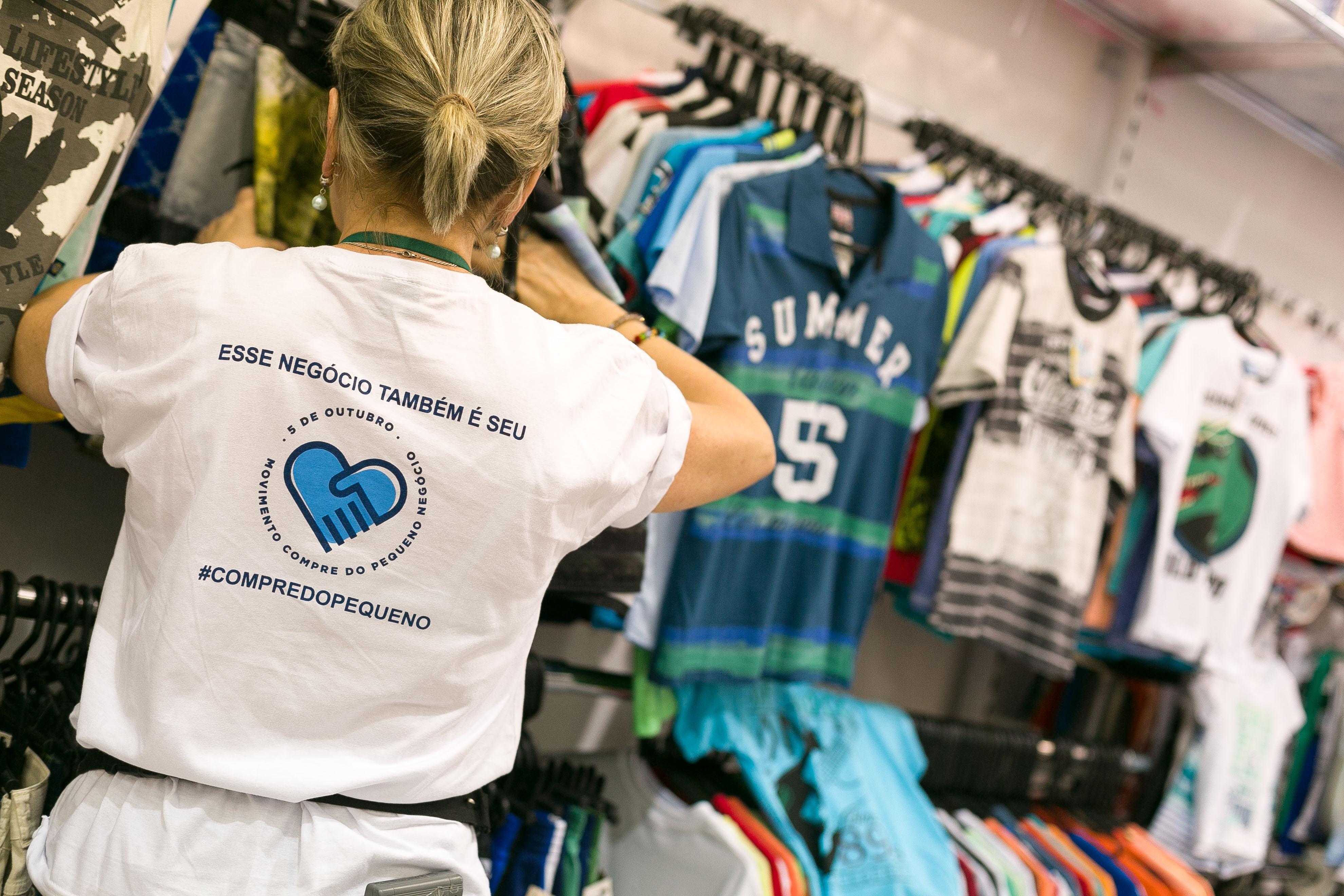 Compre do Pequeno Negócio: ação do Sebrae visa fortalecer presença das empresas de micro e pequeno porte da região