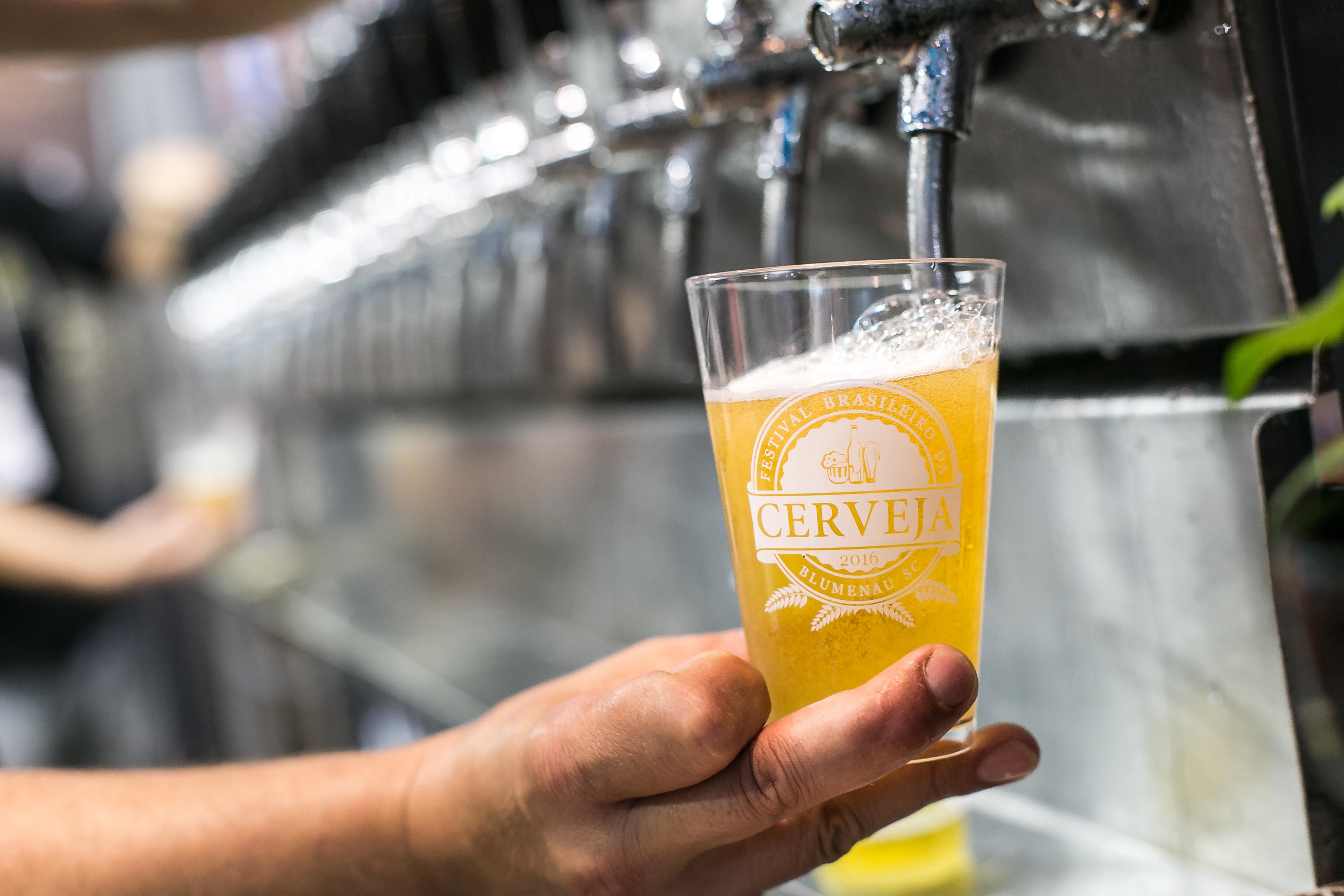 Estilo de cerveja catarinense será tema de painel no Festival Brasileiro da Cerveja