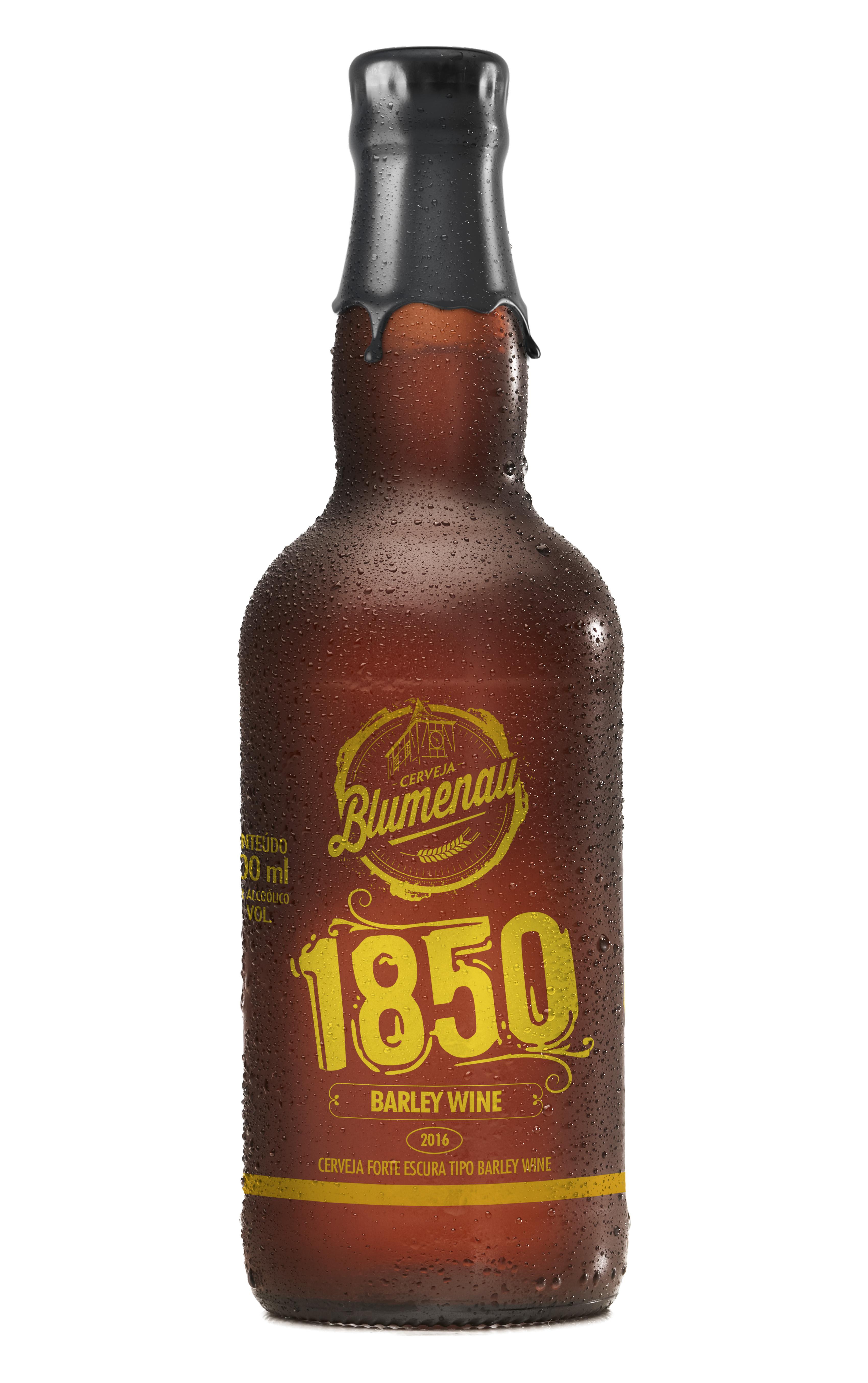 Barley Wine de guarda é lançamento da Cerveja Blumenau para comemorar primeiro ano