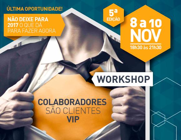 Acib realiza workshop sobre vantagens e estratégias de endomarketing para empresas
