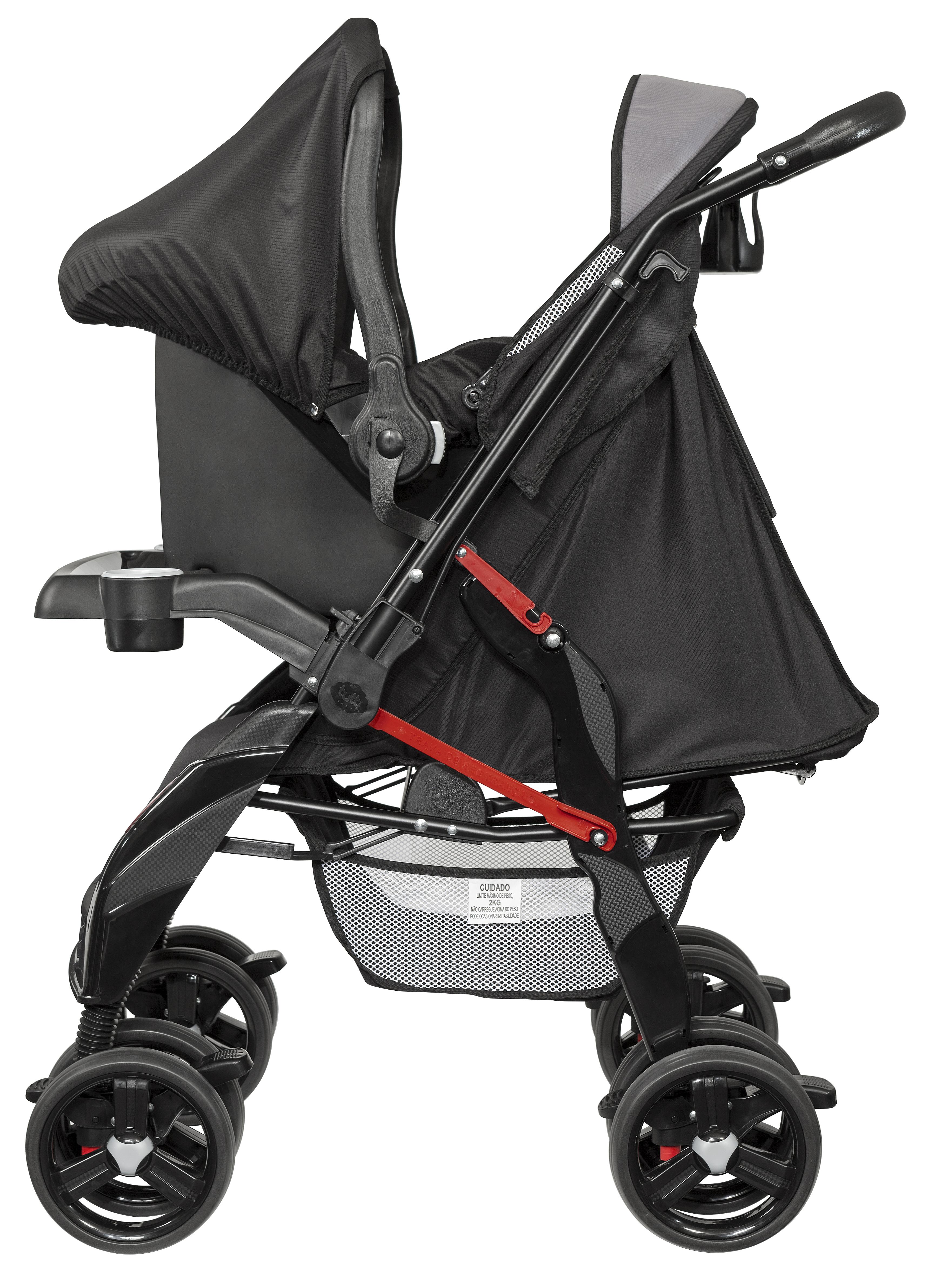 Com novo modelo de carrinho, Tutti Baby projeta expansão para lojas especializadas