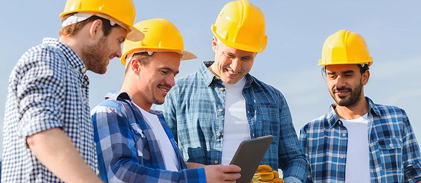 Construtora Baliza leva mobilidade para o canteiro de obras