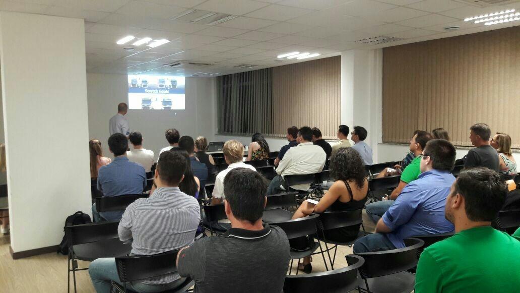 Mais de 500 pessoas participaram de 12 encontros de compartilhamento de ideias em Blumenau