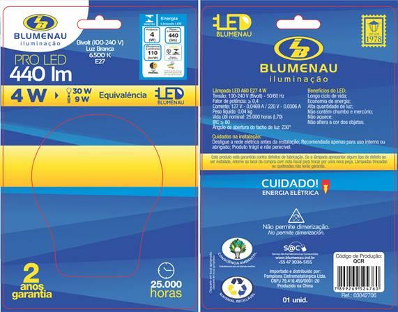 Lâmpadas de LED sem certificação do Inmetro deixarão de circular no Brasil