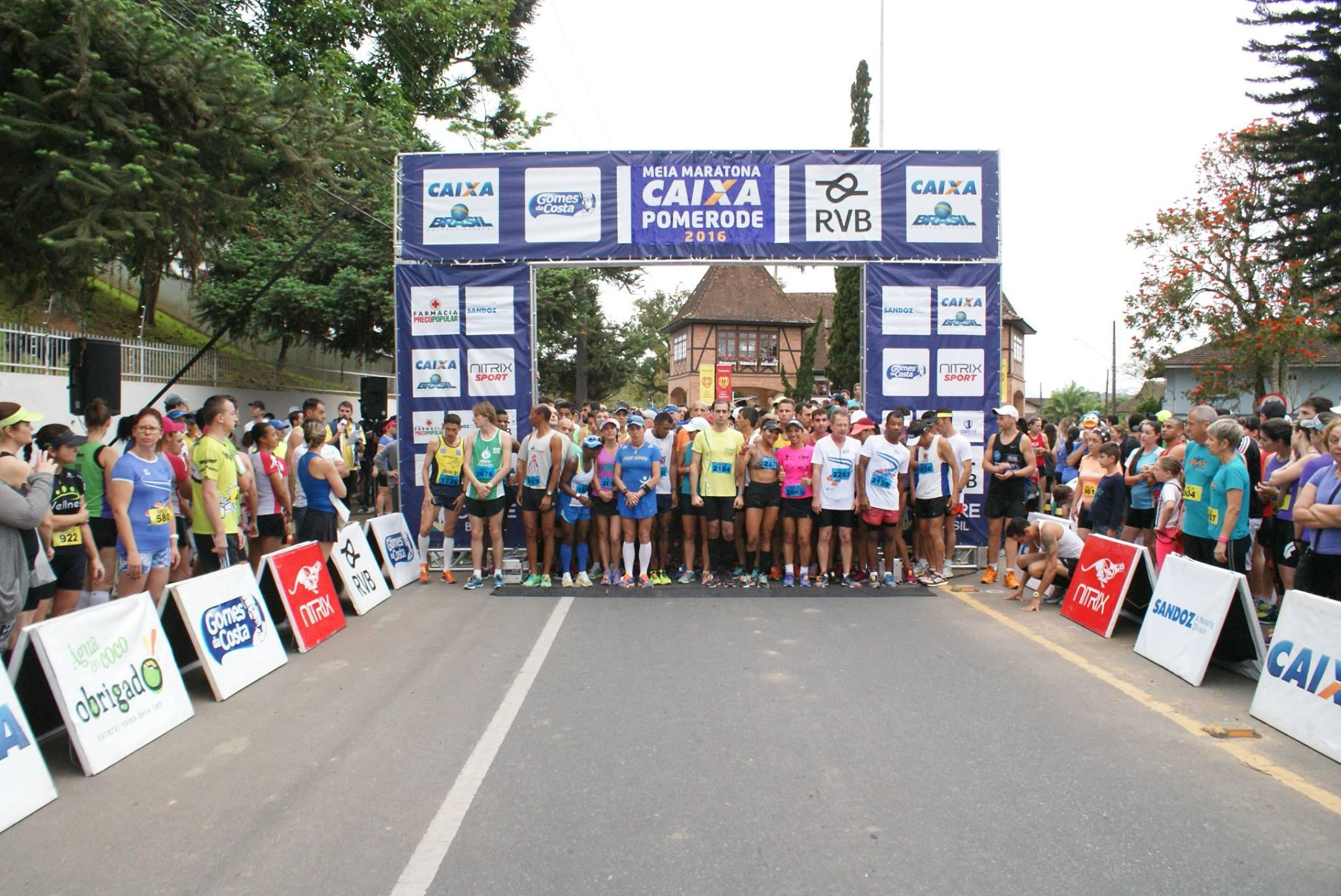 80% dos hotéis e pousadas já estão lotados para Meia Maratona de Pomerode (SC), que acontece este mês