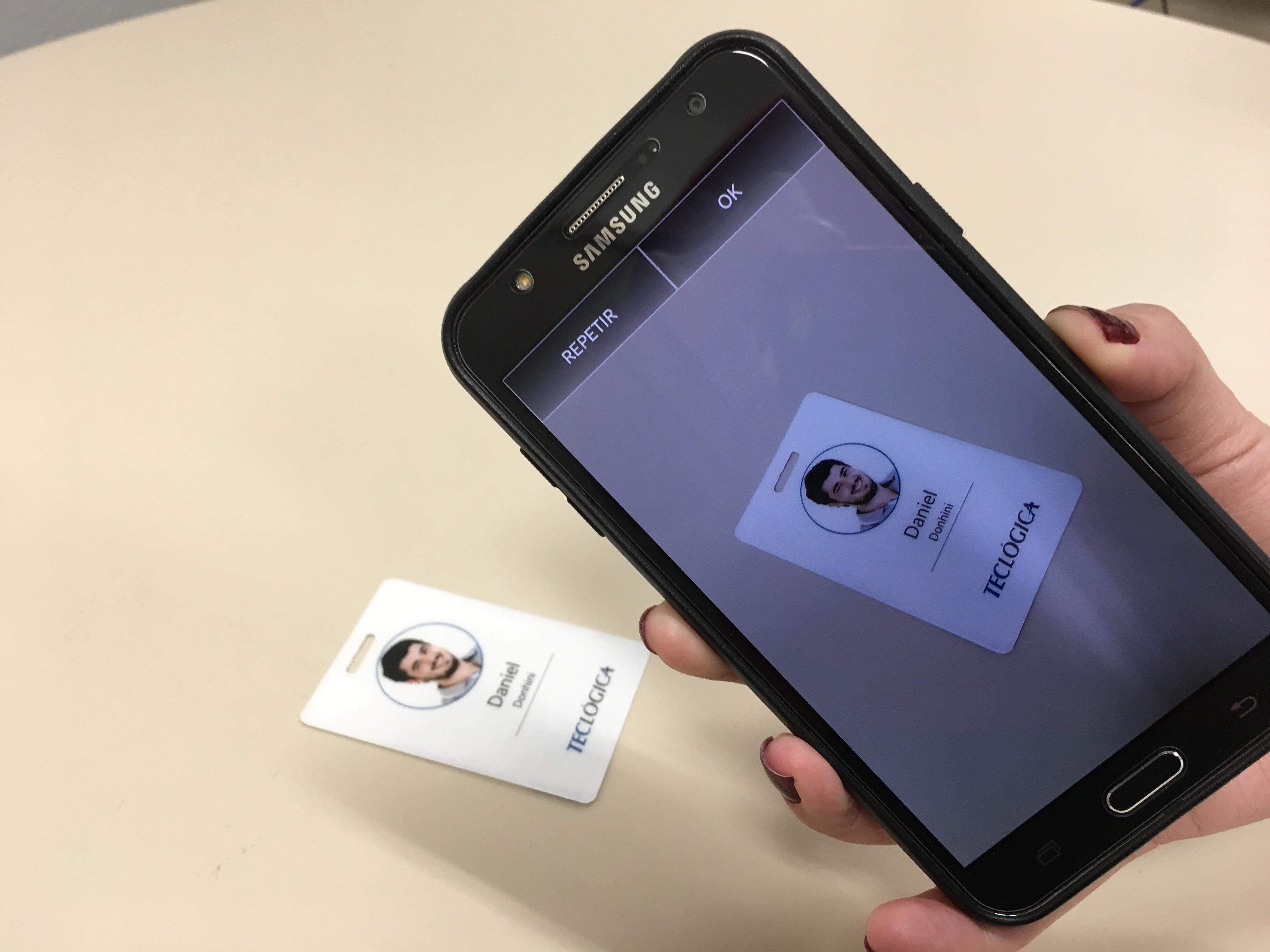 Mobuss Construção ganha aplicação de scanner móvel