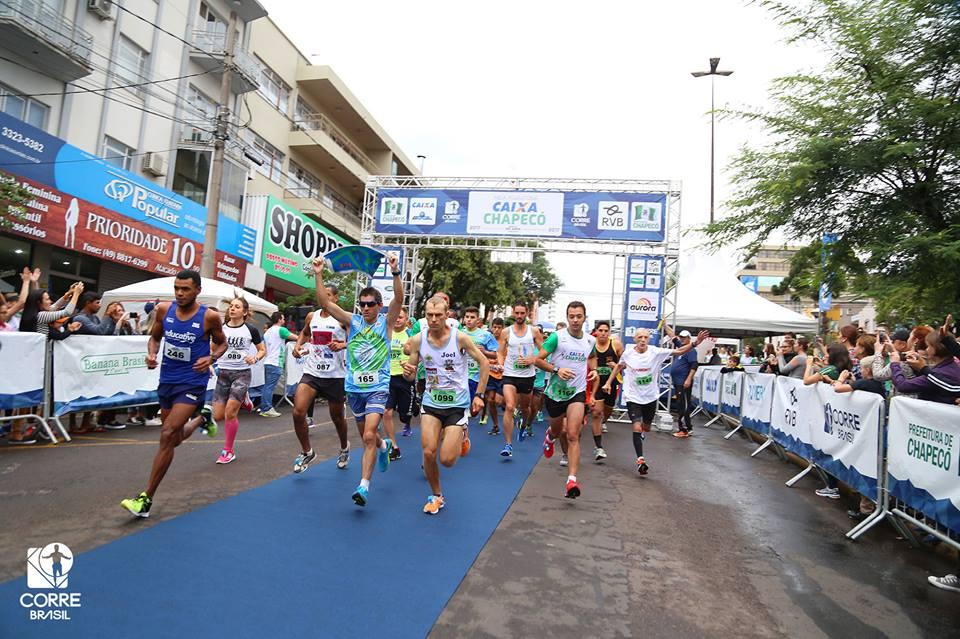 Meia Maratona de Chapecó bate recorde de inscritos com 2 mil corredores confirmados