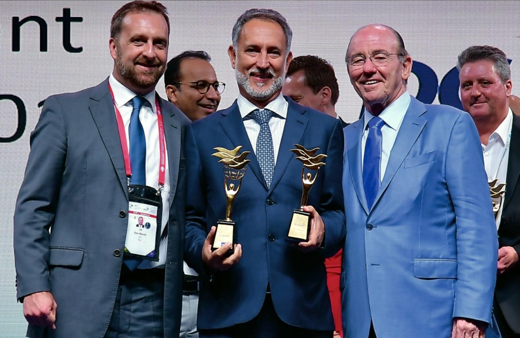 DC Logistics Brasil é o agente mais votado no WCA Conference 2018 e recebe Prêmio de Melhor Agente de Cargas do Mundo pela sétima vez