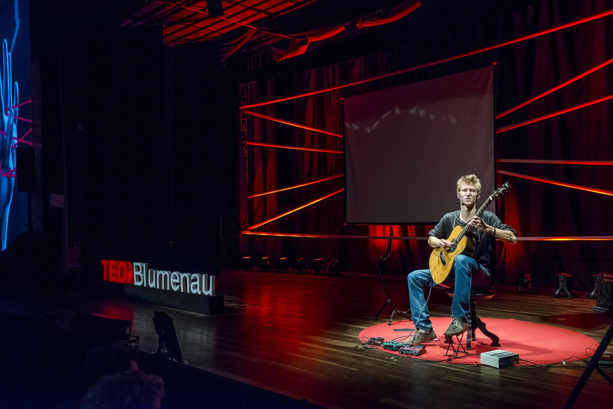 TEDxBlumenau abre lote de ingressos antecipados e com valor especial a partir de hoje (25)