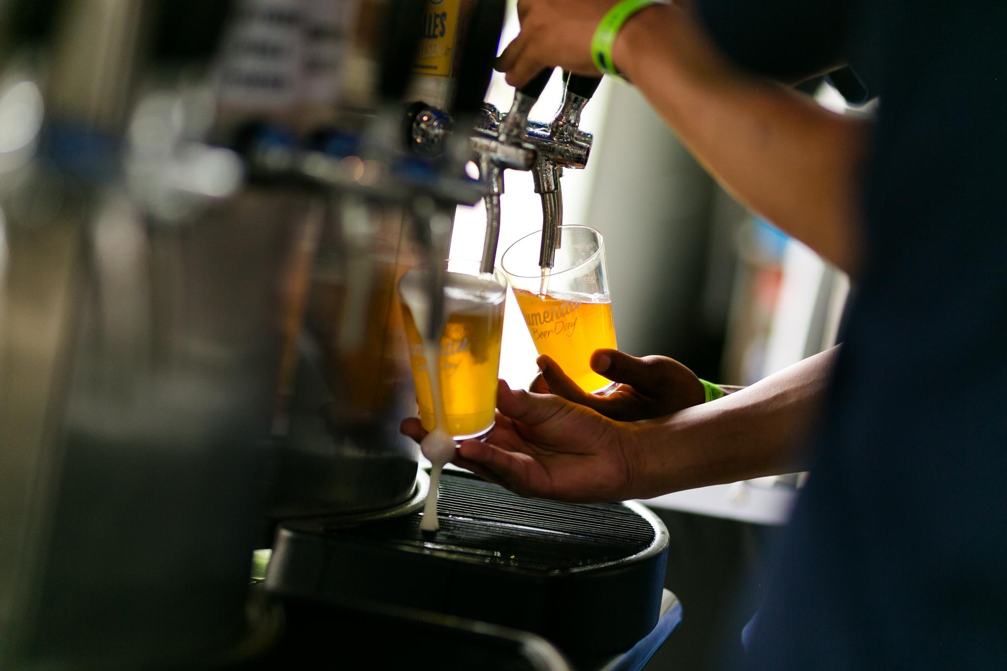 Primeira edição de evento inédito no Bar da Cerveja Blumenau tem chopes experimentais, música e gastronomia