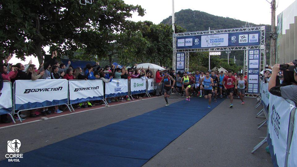 Últimos dias: inscrições para Meia Maratona Internacional de Balneário Camboriú (SC) encerram nesta quinta-feira (19)