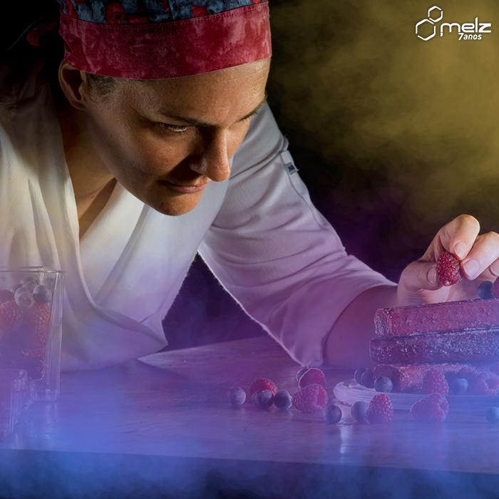 Três perguntas para: Ana Spengler, chef de cozinha