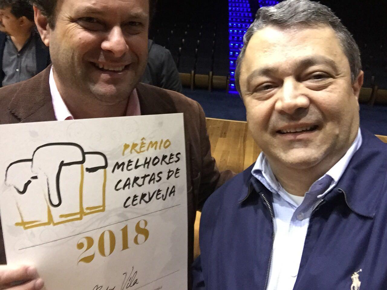 Carta de cervejas de bar de Blumenau (SC) é eleita uma das melhores do país