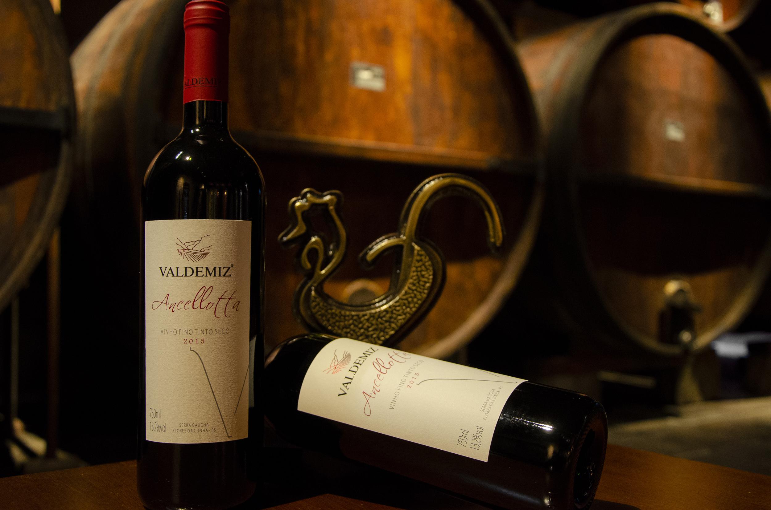 Valdemiz Ancellotta é destaque do prêmio Melhores Vinhos de Flores da Cunha