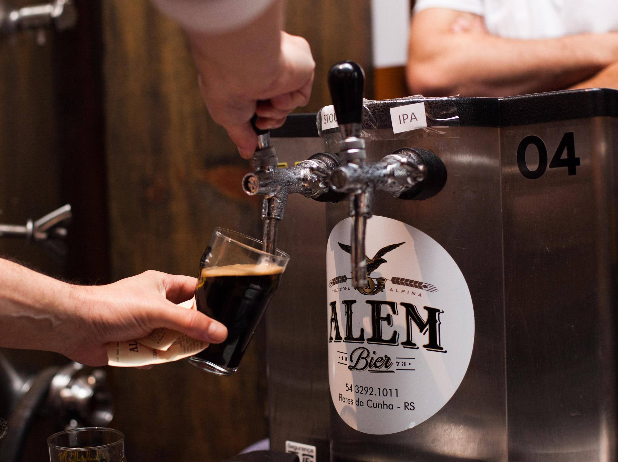 Alem Bier conquista medalha de ouro na cerveja Muscat Brett Saison na Copa da Cerveja POA