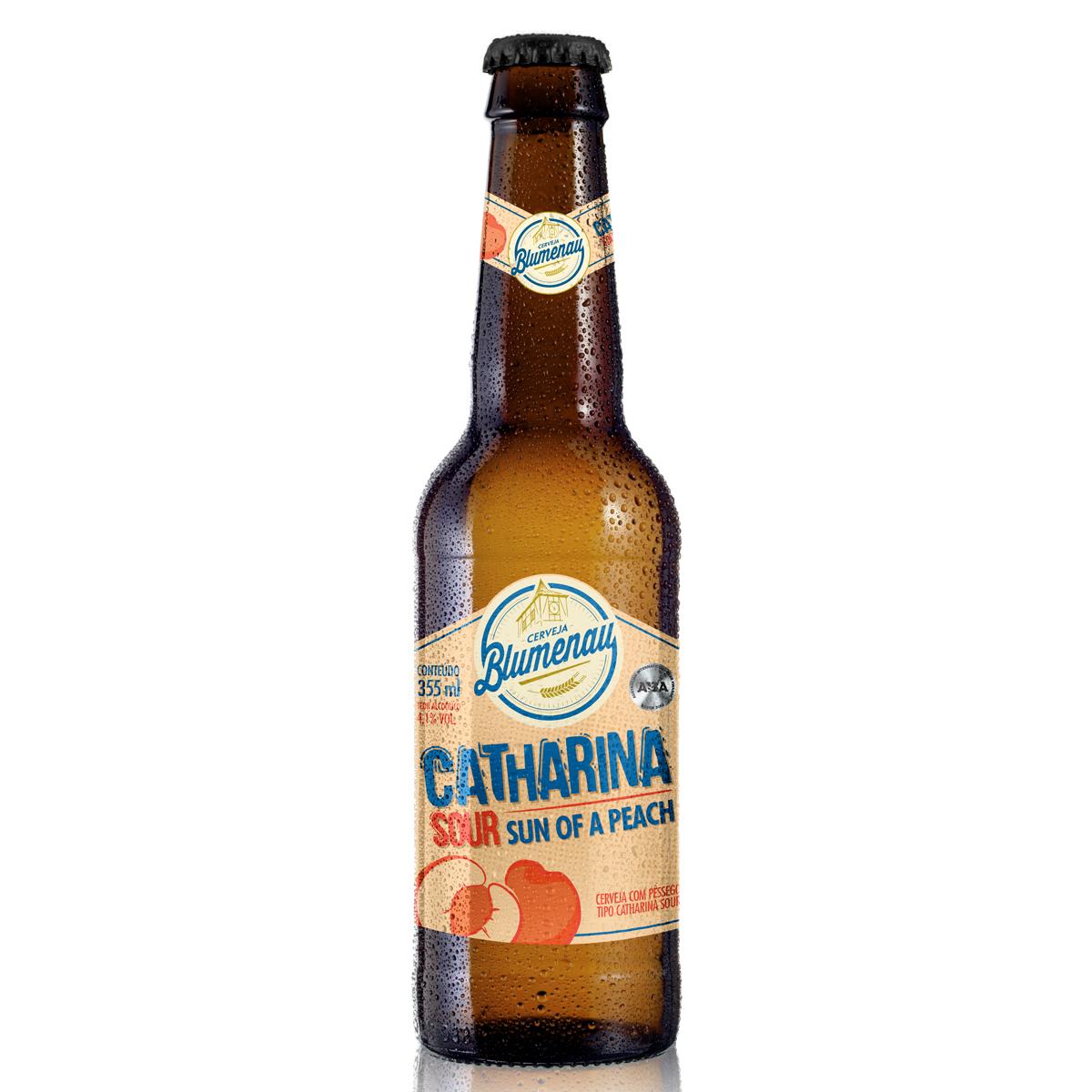 Ação em Blumenau (SC) promove a primeira Catharina Sour comercializada em garrafa no país