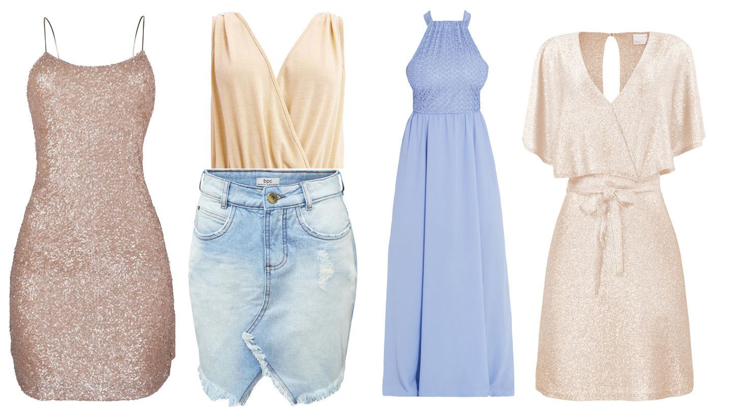 Da praia à balada: consultora de moda dá dicas de como escolher a produção ideal para o réveillon