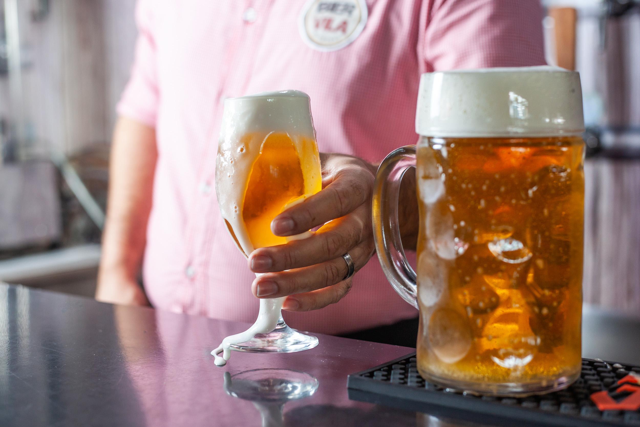 Chope para todos: bar de Blumenau (SC) conta agora com versão sem glúten no cardápio