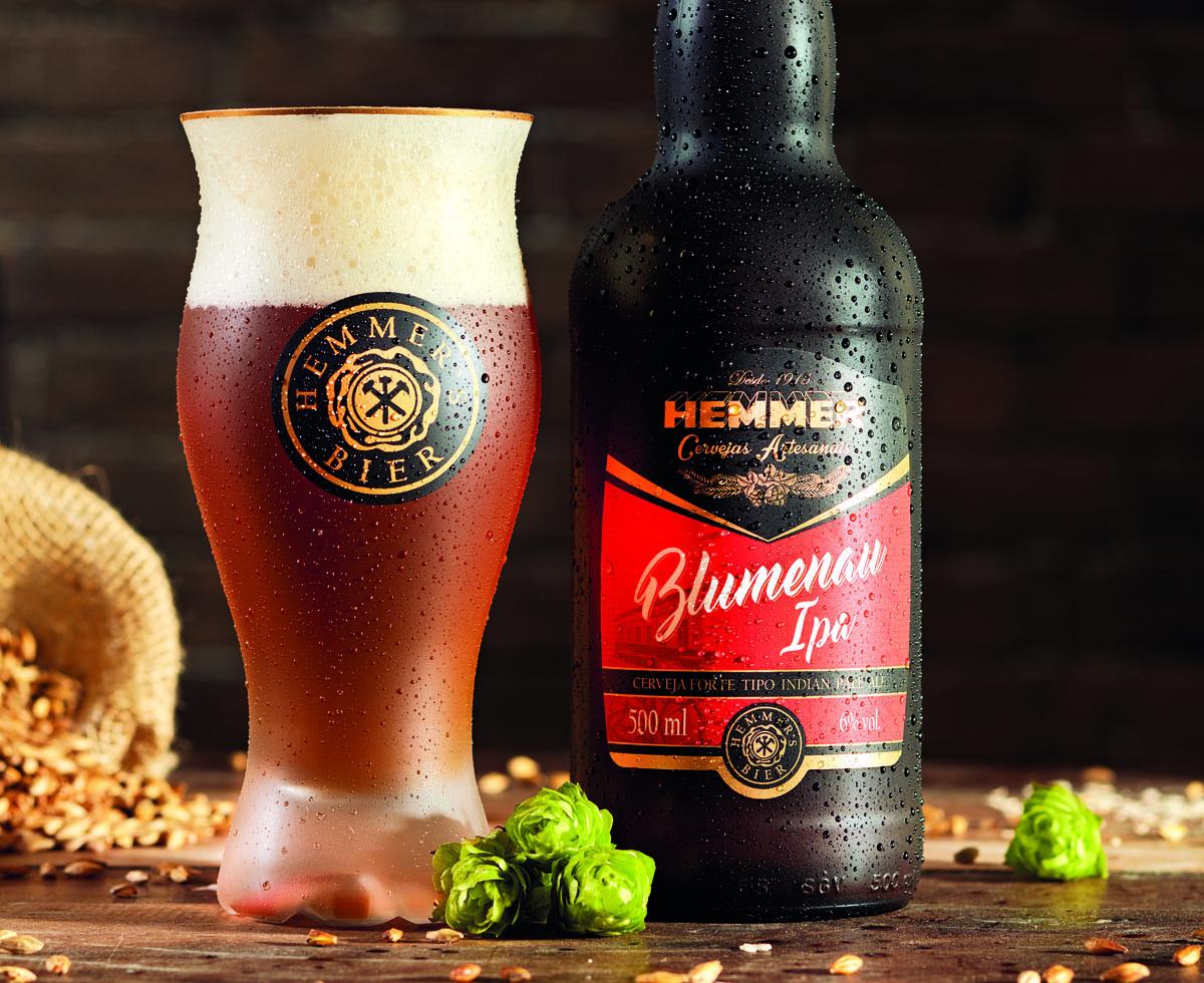 Visitantes da SommerFest 2019 poderão degustar sete rótulos da Hemmer's Bier